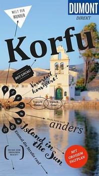 DuMont direkt Reiseführer Korfund Mit großem Faltplan - Klaus Bötig  [Taschenbuch]
