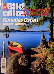 HB Bildatlas Special Kanadas Osten, Quebec, Ontario - Siebo Heinken