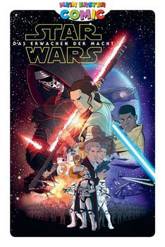 Mein erster Comic: Star Wars - Das Erwachen der Macht - Alessandro Pastrovicchio  [Gebundene Ausgabe]