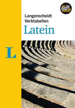 Langenscheidt Verbtabellen Latein - Buch mit Software-Download - Müller, Annerose