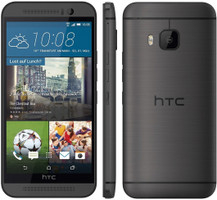 HTC One M9 16GB [Prime Camera Edition] grijs