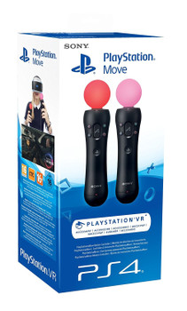 Sony PlayStation Move Motion Controller [Twin Pack]
