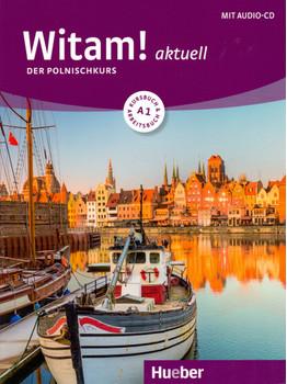 Witam! aktuell A1: Der Polnischkurs / Kursbuch - Danuta Malota [Broschiert, inkl. CD]