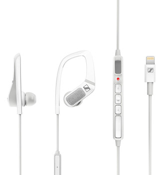 Sennheiser Ambeo Smart Headset bianco [per iOS]