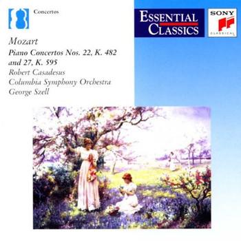 Casadesus - Essential Classics - Mozart (Klavierkonzerte Nr. 22, 27)