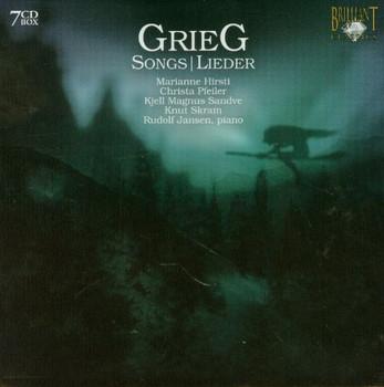 M. Hirsti - Grieg: Songs/Lieder (Complete)