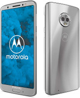 Motorola Moto G6 Dual SIM 64GB zilver