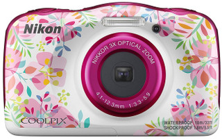 Nikon Coolpix W150 flowers