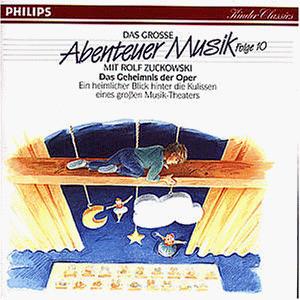 Rolf Zuckowski - Das grosse Abenteuer Musik Folge 10