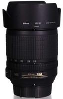 Nikon AF-S NIKKOR 18-105 mm F3.5-5.6 DX ED G VR 67 mm Objectif (adapté à Nikon F) noir