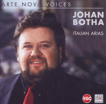 Johan Botha - Arte Nova-Voices