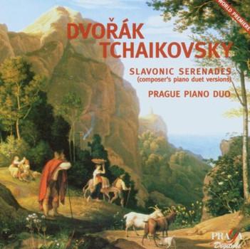 Prager Piano Duo - Slavonic Serenades