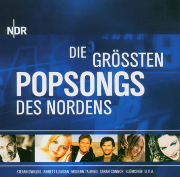 Various - NDR - Die Grössten Popsongs des Nordens