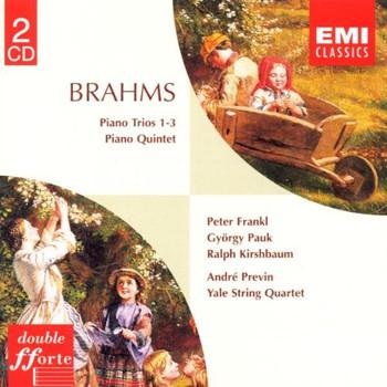 Frankl - Klaviertrios und Klavierquintett