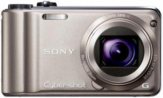 Sony DSC-HX5V goud
