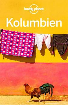 Lonely Planet Reiseführer Kolumbien - Alex Egerton  [Taschenbuch]