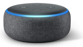 Amazon Echo Dot [3. Génération] anthracite