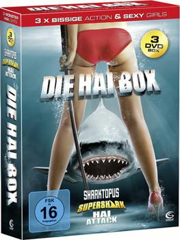 Die Hai Box [3 DVDs]