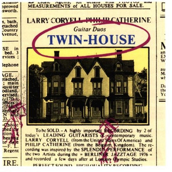 Coryell - Twin House