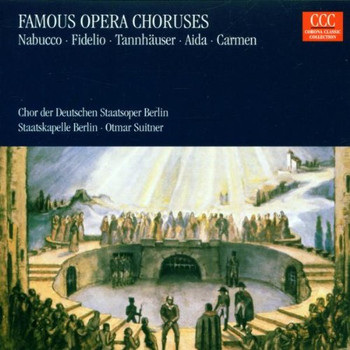 O. Suitner - Die Schönsten Opernchöre