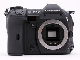 Olympus E-1 Cuerpo negro