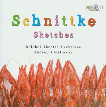 Andrey Chisijakov - Schnittke: Sketches U.Ballett Musik