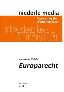 Europarecht - Alexander Thiele