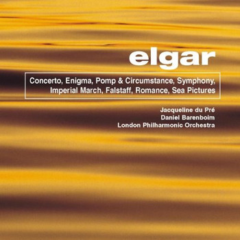 d. Barenboim - Edward Elgar-Hmv Box Set