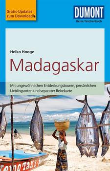 DuMont Reise-Taschenbuch Reiseführer Madagaskar. mit Online-Updates als Gratis-Download - Heiko Hooge  [Taschenbuch]