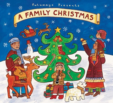 Putumayo Presents - A Family Christmas