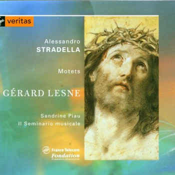Sandrine Piau - Stradella - Motets (Motetten) / Piau · Lesne · Il Seminario musicale · Lesne