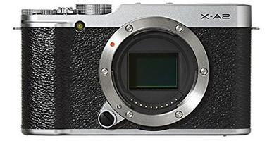 Fujifilm X-A2 noir