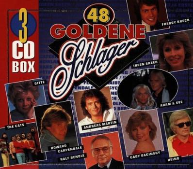 Various - 48 Goldene Schlager