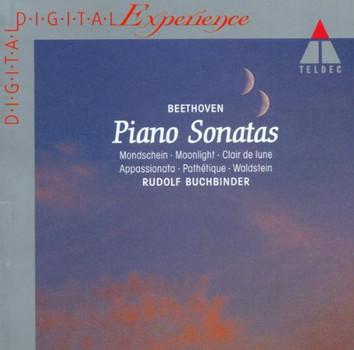 Rudolf Buchbinder - Klaviersonate (Mondschein u.a. )