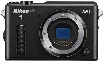 Nikon 1 AW1 Cuerpo negro