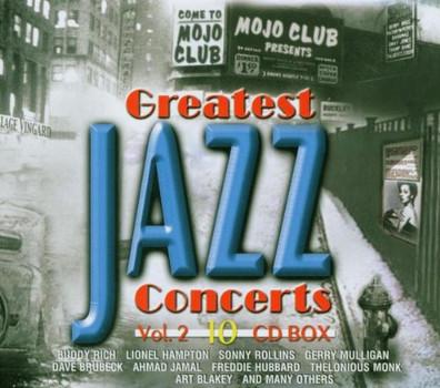 Various - Greatest Jazz Concerts Vol. 2