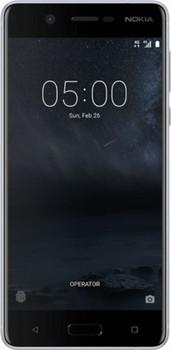 Nokia5 Dual SIM 16GB argento bianco