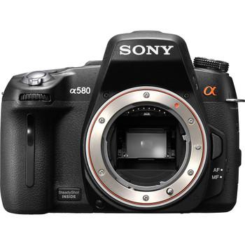 Sony Alpha 580 Body nero