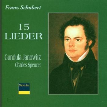 Gundula Janowitz - 15 Lieder