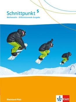 Schnittpunkt Mathematik - Differenzierende Ausgabe für Rheinland-Pfalz / Schülerbuch 5. Schuljahr [Gebundene Ausgabe]