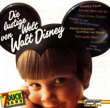 Various - Die Lustige Welt Walt Disney