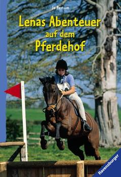 Lenas Abenteuer auf dem Pferdehof - Jo Pestum