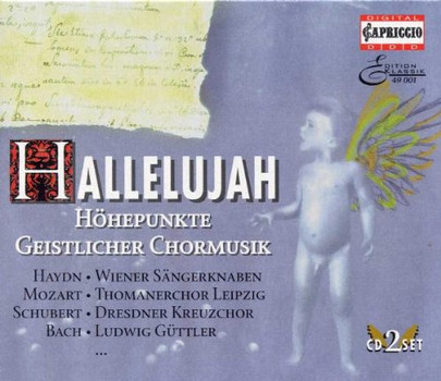 Various - Hallelujah / Geistliche Chormusik