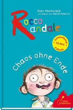 Rocco Randale - Chaos ohne Ende - Alan MacDonald  [Gebundene Ausgabe]