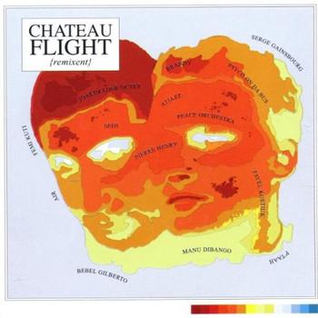 Chateau Flight - The Remixes CD