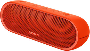 Sony SRS-XB20 rood