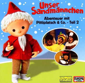 Unser Sandmännchen - 02/Abenteuer mit Pittiplatsch & Co.-Teil 2