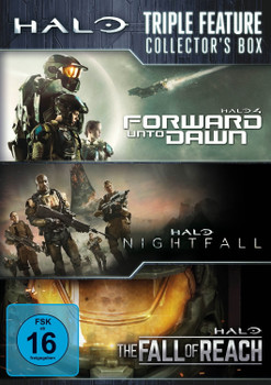 Halo - Triple Feature Collector's Box [3 Discs]