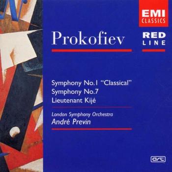 Andre Previn - Sinfonien 1 und 7