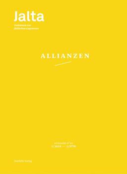 Allianzen. Jalta. Positionen zur jüdischen Gegenwart 03 - Péter Rákosi  [Taschenbuch]